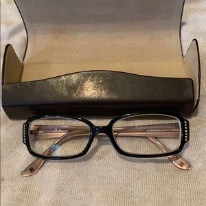 BCBG eyeglass frames